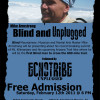 Blind and Unplugged flyer
